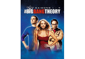 Big Bang Theory Saison 1-7 DVD