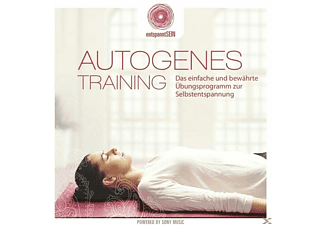 Jean-paul Genre - entspanntSEIN - Autogenes Training - (CD)