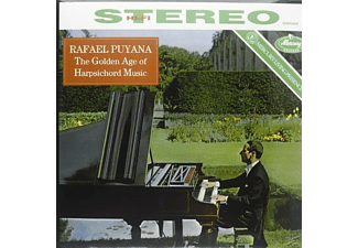 Rafael Puyana - The Golden Age Of Harpsichord Music - (Vinyl)