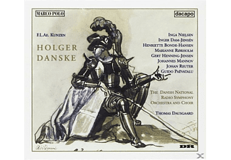 Carl August Nielsen, The Danish National Radio Symphony Orchestra And Choir - Holger Danske - (CD)