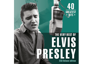 Elvis Presley - 40 Greatest Hits (CD)