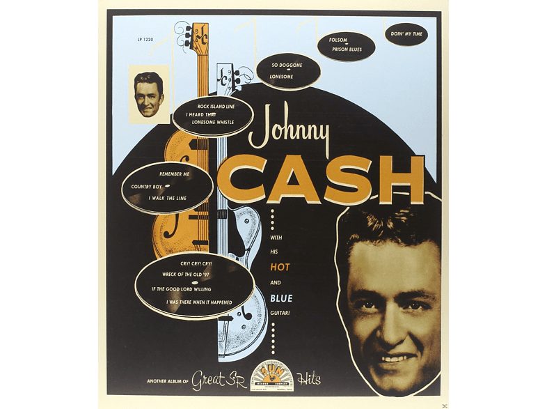 Johnny Cash - With His Hot And Blue Guitar! [CD]