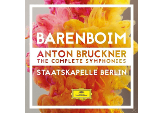 Staatskapelle Berlin - Anton Bruckner-The Complete Symphonies - (CD)
