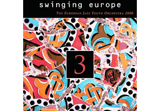 VARIOUS - European Jazz Youth Orchestra - (CD)