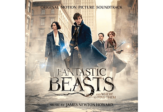 O.S.T. - Fantastic Beasts And Where To Find - (Vinyl)