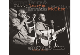 Terry, Sonny & McGhee, Brownie - AT SUGAR HILL - (Vinyl)