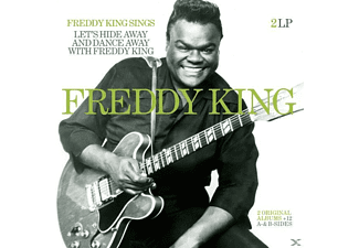 Freddy King - FREDDY KING SINGS/UA - (Vinyl)
