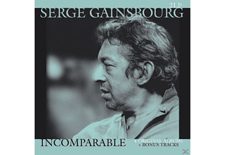 Serge Gainsbourg - INCOMPARABLE - (Vinyl)