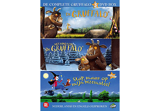 De Gruffalo Collection DVD