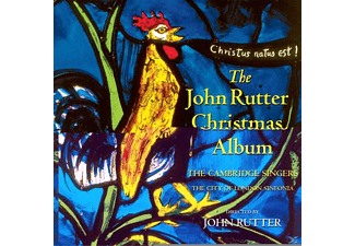 Rutter,John/Cambridge Singers,The/+ - The J.Rutter Christmas Album - (CD)