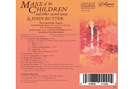 The Cambridge Singers, Rutter,John/Cambridge Singers,The/+ - Mass Of The Children [CD]