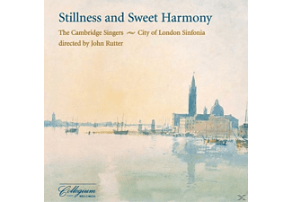 The Cambridge Singers - Stillness And Sweet Harmony - (CD)