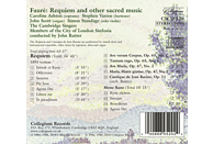 The Cambridge Singers - Requiem [CD]