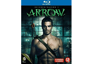 Arrow Seizoen 1 TV-serie