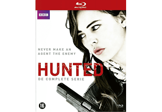 Hunted Complete Serie Blu-ray