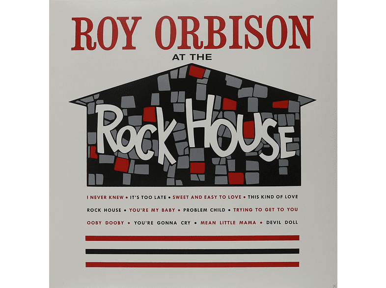 Roy Orbison - At The Rock House [Vinyl]