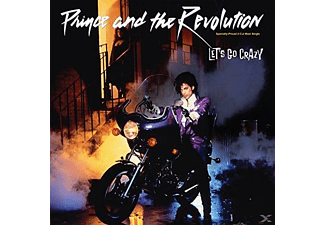 Prince And The Revolution - LET S GO CRAZY/EROTIC CITY 12 INCH - (EP (analog))