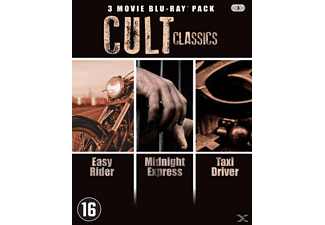 Easy Rider + Midnight Express + Taxi Driver Blu-ray
