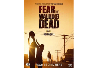 Fear The Walking Dead Saison 1 DVD