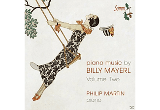 Philip Martin - Klaviermusik,Vol.2 - (CD)