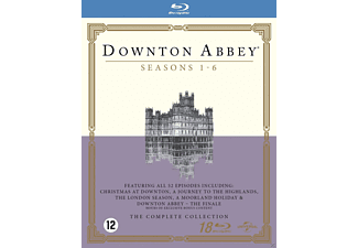 Downton Abbey - Seizoen 1 - 6 Limited Edition - Blu-ray