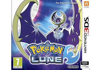 Pokémon Lune FR 3DS