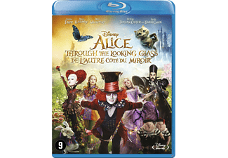 Alice Through The Looking Glass Blu-ray