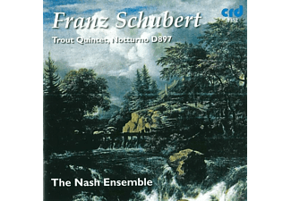 VARIOUS, Nash Ensemble - Forellenquintett - (CD)