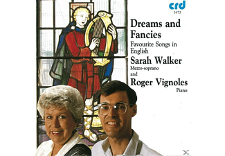 Sarah Walker, Roger Vignoles, VARIOUS - Dreams and Fancies - (CD)