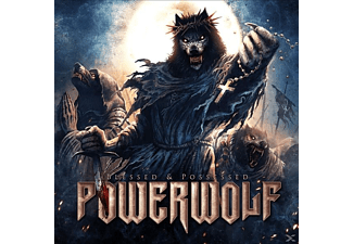 Powerwolf - Blessed & Possessed-Touredtition - (CD)