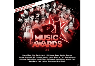 NRJ Music Awards 2016 Deluxe Edition CD