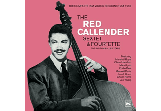 Red Callender Sextette - Complete RCA Victor Sessions 1951-1952 - (CD)