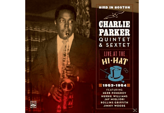 Charlie Parker - Bird In Boston-Live At The Hi-Hat 1953-1954 - (CD)
