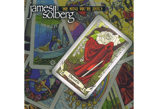 James Solberg - The Hand You're Dealt - (CD)