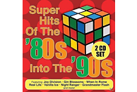 VARIOUS - Super Hits Of The '80s & Into The '90s [CD]