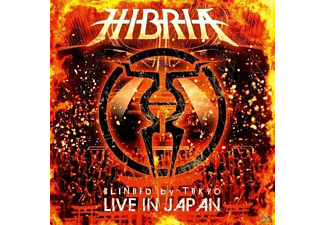 Hibria - Blinded By Tokyo-Live In Japan - (CD + Buch)