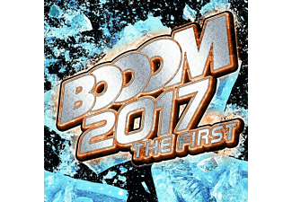 VARIOUS - Booom 2017 The First - (CD)