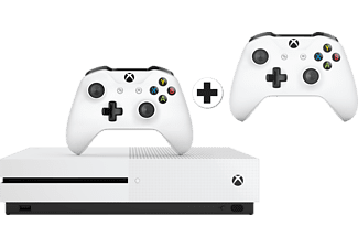 MICROSOFT Xbox One S 1 TB + Extra Controller