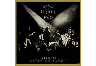 Blessid Union Of Souls - Live At Never On Sunday - (CD + Buch)