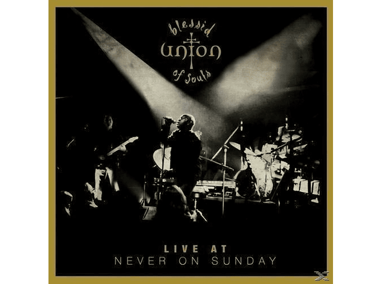 Blessid Union Of Souls - Live At Never On Sunday [CD + Buch]
