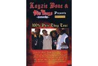 Bone Layzie & Mo Thugs - Layzie Bone & Mo Thugs Records Presents 100% Pure [DVD]