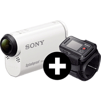 SONY HDR-AS200 VR.CEN Remote Action Cam Full HD inkl. Fernbedienung, WLAN