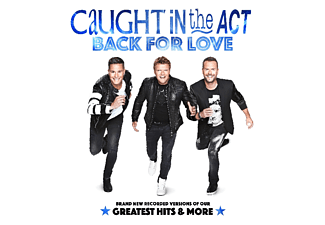 Caught In The Act - Back for Love (CD)