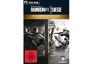Tom Clancy's Rainbow Six Siege (Gold Edition) - PC