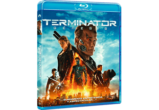 SONY PICTURES TERMINATOR GENESIS (BD)