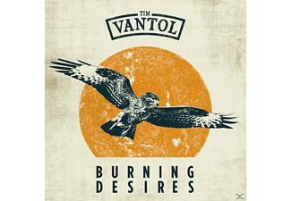 Tim Vantol - Burning Desires (Ltd.7'') - (Vinyl)