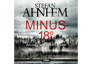 Minus 18 Grad - 2 MP3-CD - Krimi/Thriller
