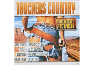 VARIOUS - Truckers Country - (CD)