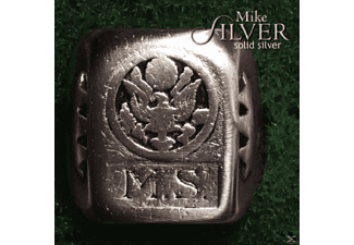 Mike Silver - SOLID SILVER - (CD)