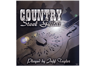 Jeff Taylor - COUNTRY STEEL GUITAR - (CD)